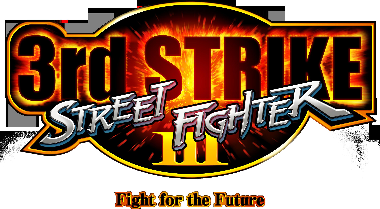 logo Street Fighter 3 : Third Strike